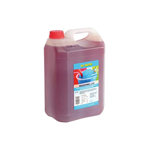 Sirup Slush Konzentrat Slush Ice / Slush AZO FREI Eis Wassermelone 5 Liter Ergibt 30 Liter Slush