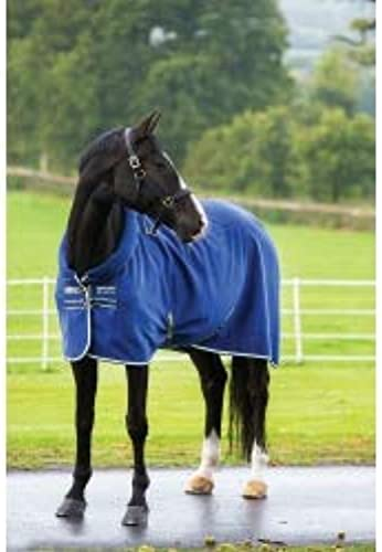 Horseware Chemise Polaire Rambo Cosy - Couleurs - Marine, Taille Couvertures - 6.6