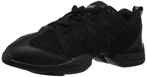 Bloch Women's Criss Cross Dance Shoe, Black, 9 Medium US