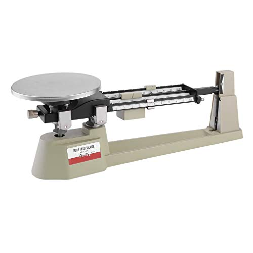Fristaden Lab Triple Beam Scale - Triple Beam Measurement - Triple Beam Balance - MB-2610