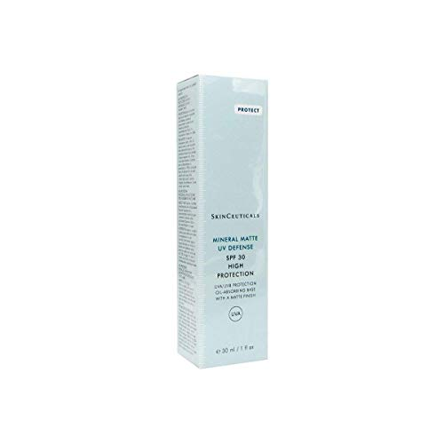SkinCeuticals Matte Mineral UV Defense SPF30 30ml High Protection