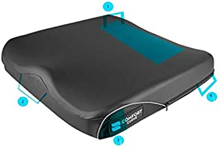 Curve Wheelchair Cushion Size: 16