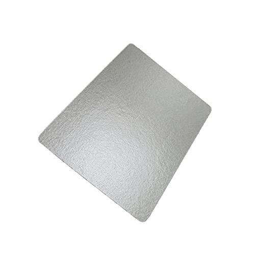 FPZHONG 5pcs Placas Mica Hojas de microondas Gruesas Horno de microondas tostadora Placas de Mica Hojas para Piezas de electrodomésticos Midea, 150x120mm