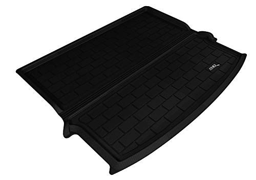 3D MAXpider M1JP0101309 Custom Fit All-Weather Cargo Liner For Select Jeep Cherokee Models - Kagu Rubber (Black)