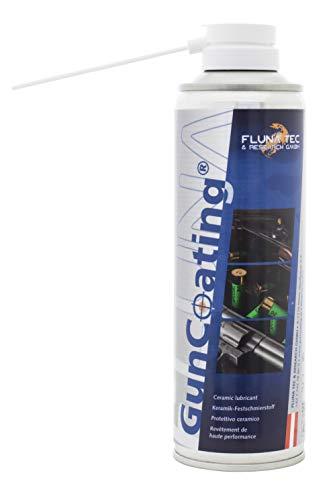 Fluna Tec & Research GmbH Keramik-Hochleistungsbeschichtung Spray Waffenpflege, transparent, 300 ml