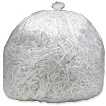 "$40 » AbilityOne - Shredder Bags - 49"" x 51"", Gal Capacity: 60, 0.80mil, Heavy-Duty, 2 Rolls of 25 8105-01-557-4982: Box, 50 Ite..."