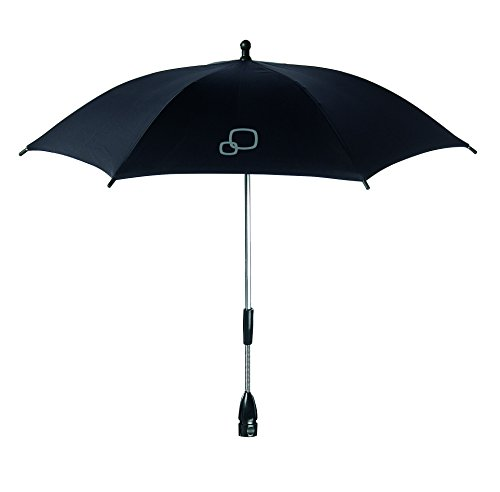 Quinny Buzz, Zapp Xtra and Moodd Compatibility Parasol, Black by Quinny