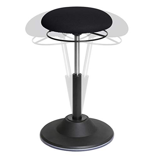 Seville Classics Airlift 360 Sit-Stand Adjustable...