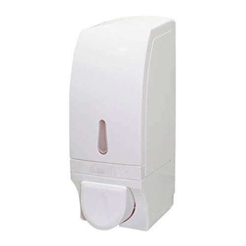 Dispensador automático de desinfectante Dispensador de jabón de espuma manual, caja de desinfectante de la mano montada en la pared, para la encimera de tocador de baño, fregadero de la cocina - sosti