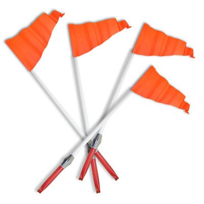 CSI Cannon Sports Corner Soccer Field Flags, Set of 4