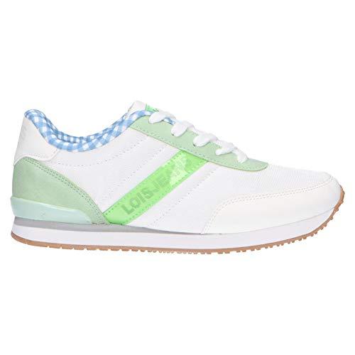 Lois Jeans Zapatillas Deporte 85700 Blanco 41 para Mujer