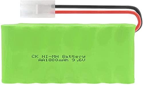 9 Conjunto DePaquete DeBatería Recargable Ni-Mh De 6V 1800Mahcon Conector Sm-2P / L6 2 Paquete De Batería Recargable Ni-Mh L6 2Plug-L6.2Plug
