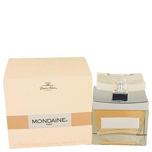 Paris Bleu Parfums MONDAINE Damenduft Eau de Parfum Spray 95 ml, 1er Pack (1 x 95 ml)