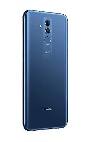 Huawei Mate 20 Lite Dual-SIM Android 8.1 Smartphone mit Dual-Kamera, sapphire blue (West European Version) - 6