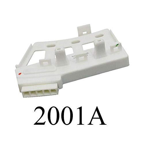 Ganquer - Sensor de posición del Rotor 6501KW2001A Repuesto para Lavadora LG, No nulo, como se Muestra en la Imagen, 2001a