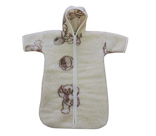 Babyschlafsack, Kinderschlafsack, Kinderwagen-Fußsack, Strampelsack, Kleinkind Schlafsack, tragbare Decke Merino Wolle