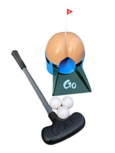 MIK Funshopping Biurko do gry w golfa na biurku z dźwiękami brzęczenia