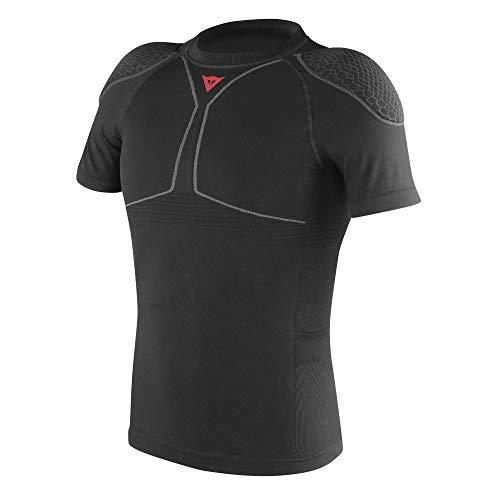Dainese Trailknit Pro Armor tee Camiseta de protección MTB, Unisex-Adult, Negro, M