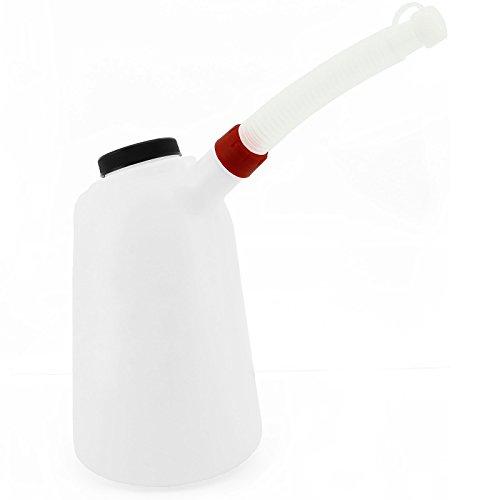 Ölkanne mit flexiblem Ausgußrohr (3 Liter)