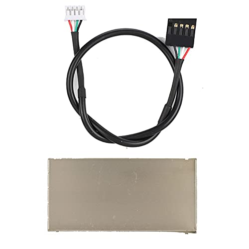 Shipenophy Convertidor M.2 NGFF a PCI-E Resistencia al ácido Útil 1X Tarjeta adaptadora para 8260 7265 1535 7260