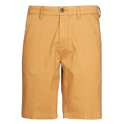 TIMBERLAND Squam Lake Stretch Twill Straight Chino Short Korte broeken hommes Beige - DE 40/42 (US 31) - Korte broeken/Bermuda's