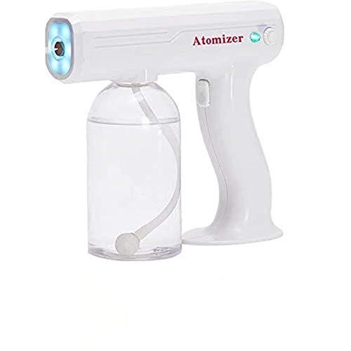4YANG Pistola de Vapor Nano,Desinfección Máquina,Máquina de Pulverización Nano BLU Ray Cuidado...