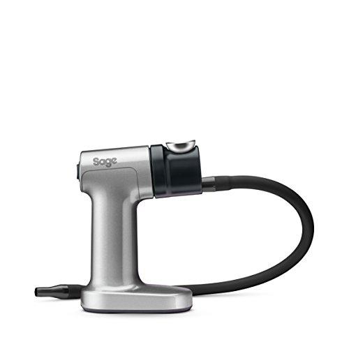 Sage BSM600SILUK - Fumatore portatile per alimenti, colore: Argento