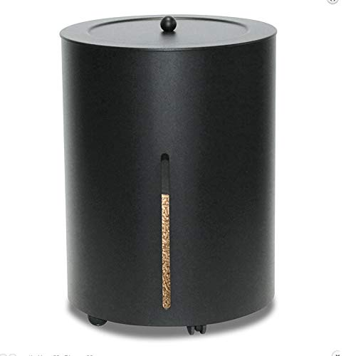Portapellets Comex nero 50.153
