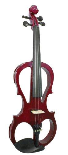 Valentino VE-008 Violine/ Geige, Rot