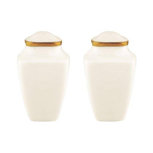 Lenox Eternal Square Salt and Pepper Set, Ivory  - 830394