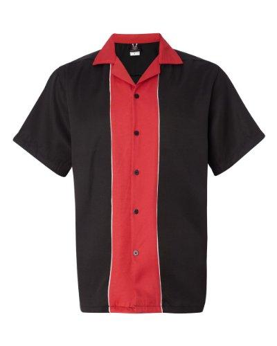 Hilton Bowling Retro Quest (Black_Red) (L)