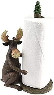 Best moose paper towel holder Reviews