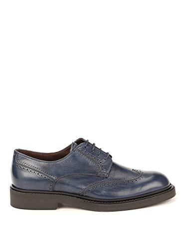 FRATELLI ROSSETTI Scarpe con lacci - Stanton 1 Blu Size: 41.5 EU