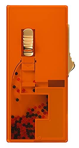 IURIMA Filtro de clic de mentol para cigarrillos (100 barras), tubo de mentol, caja de llenado automática, 8 sabores, bolsa mixta contiene una caja de llenado automática