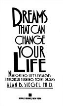Dreams that can change your life: navigating life' 0425152618 Book Cover