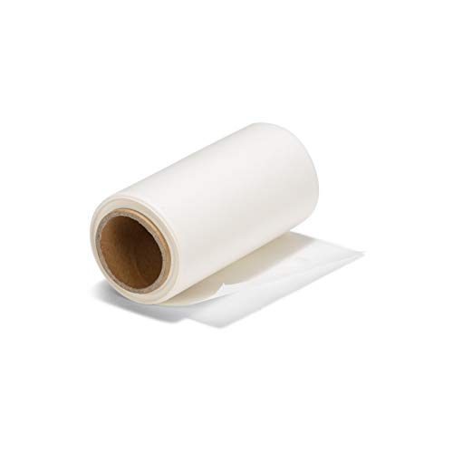 patisse Rollo papel estrecho horno 25m x 10cm x 0.05 cm, Weiß, 01703
