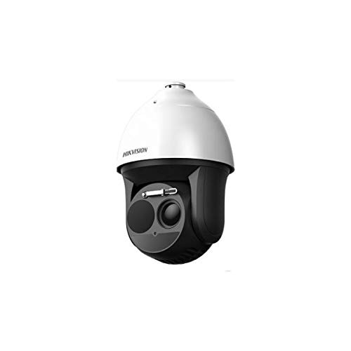Review HIKVISION DS-2TD4136-25/V2 Deepin View Series Thermal & Optical Bi-Spectrum Network Speed Dom...
