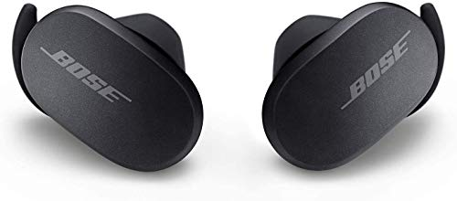 Bose QuietComfort Noise Cancelling Earbuds - True Wireless Earphones, Triple Black, the...
