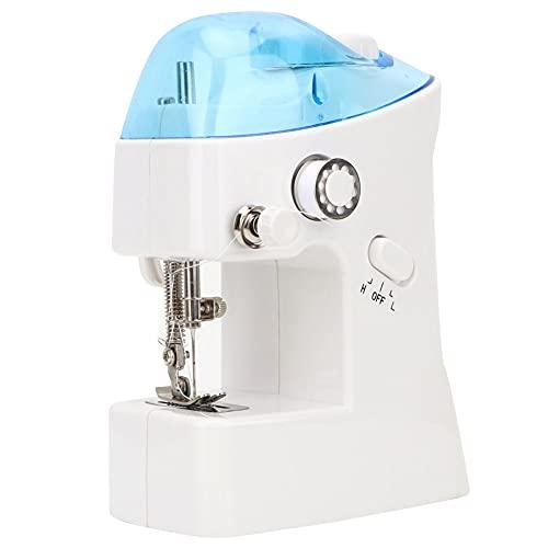 HAOX Mini máquina de Coser, máquina de Coser Manual, máquina de Coser...