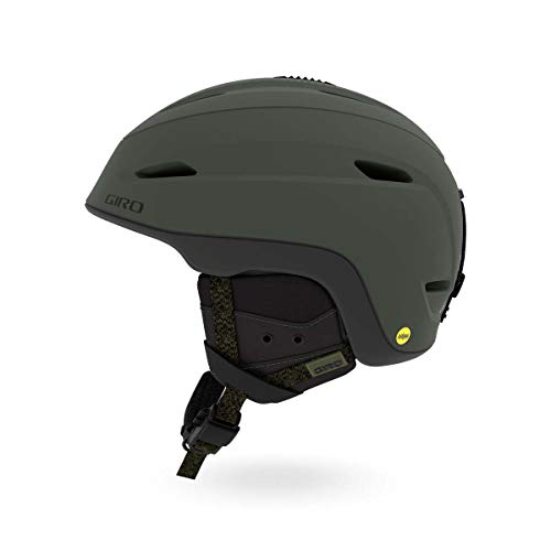 Giro Zone MIPS Snow Helmet Matte Olive/Black MD 55.5–59cm