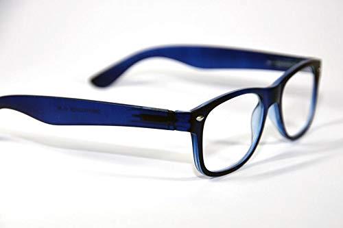 Ibd Leesbril Blauw Mat +1.00
