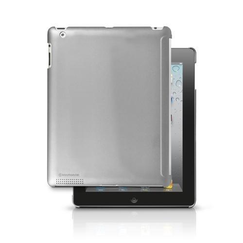 Marware MicroShell voor iPad 2/3/4G Stijlnaam zilver