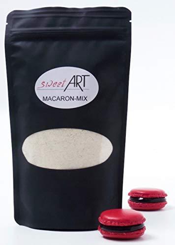 Macaron-Backmischung 250 g rot - Glutenfrei
