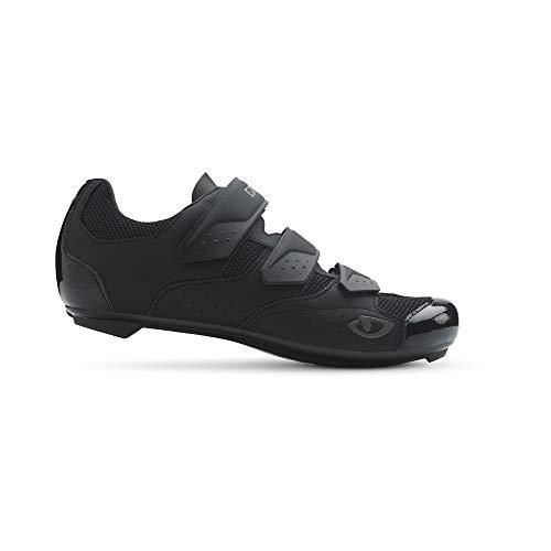Giro Herren Techne Rennrad Schuhe, Black, 49