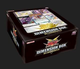 YuGiOh! ARC-V OCG 2016 DIMENSION BOX LIMITED EDITION 20th Anniv
