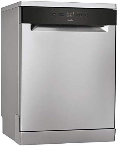Lave vaisselle Whirlpool WRFE2B16X - Lave vaisselle 60 cm - Classe A+ / 46 decibels - 13 couverts - Inox bandeau : No...