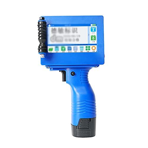 SuDeLLong Inyección de Tinta móvil portátil Anti-Falsificación Bolsa De Embalaje Invisible Máquina De Codificación Pequeña Impresora De Mano Anti-falsificación Fluorescente Impresora De Mano
