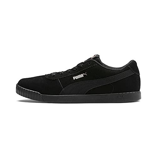 PUMA Carina Slim Damen Sneaker Puma Black-Rose Gold 7