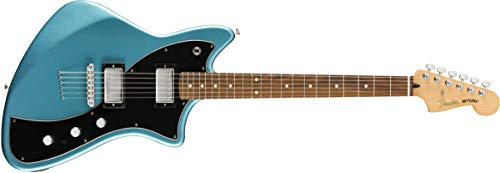 Fender Alternate Reality Gitaar Meteora. Normale Größe Lake Placid Blue