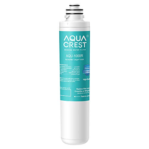 AQUACREST 1000R Water Filter, Compatible with Culligan 1000R Cartridge, Fits for Refrigerators, RVs and Undersink Systems
